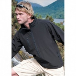 2 LAYERS SOFTSHELL JACKET  VESTE SOFTSHELL 2 COUCHES