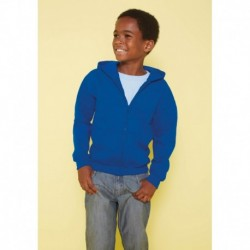 KIDS FULL ZIP HOODED SWEAT SWEAT-SHIRT ZIPPÉ CAPUCHE ENFANT