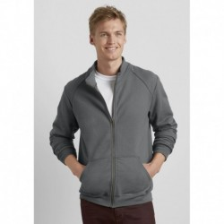 PREMIUM COTTON FULL ZIP JACKET VESTE MOLLETON ZIPPÉE