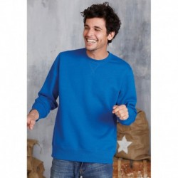 SWEAT-SHIRT ENCOLURE RONDE UNISEXE