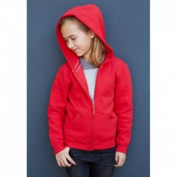 SWEAT-SHIRT CAPUCHE ZIPPÉ ENFANT