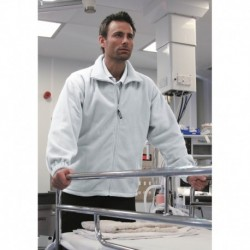 FULL ZIP ACTIVE FLEECE JACKET  VESTE POLAIRE ZIPPÉE