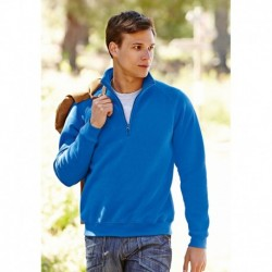 ZIP NECK SWEAT (62-032-0) SWEAT-SHIRT COL ZIPPÉ