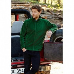 OUTDOOR FULL ZIP FLEECE (62-510-0) BLOUSON POLAIRE ZIPPÉ
