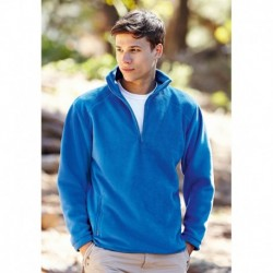 OUTDOOR HALF ZIP FLEECE (62-512-0) POLAIRE COL ZIPPÉ
