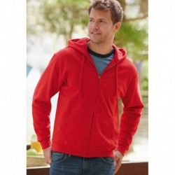 HOODED SWEAT JACKET (62-062-0) SWEAT-SHIRT CAPUCHE ZIPPÉ