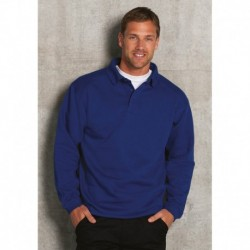SWEAT-SHIRT POLO WORKWEAR   SWEAT-SHIRT COL POLO