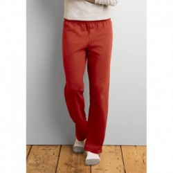 HEAVY BLEND OPEN BOTTOM SWEATPANTS PANTALON DE JOGGING BAS DROIT