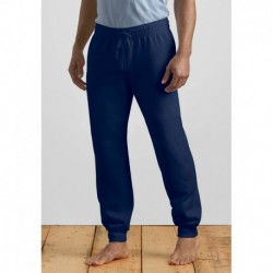 HEAVY BLEND SWEATPANTS WITH CUFF PANTALON DE JOGGING BAS ÉLASTIQUÉ