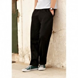 OPEN LEG JOG PANTS (64-032-0) PANTALON DE JOGGING BAS DROIT