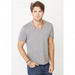 WIDE NECK TEE T-SHIRT COL ROND LARGE
