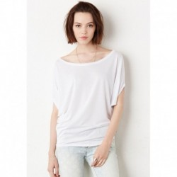 "FLOWY CIRCLE TOP T-SHIRT FLUIDE ""CIRCLE"""