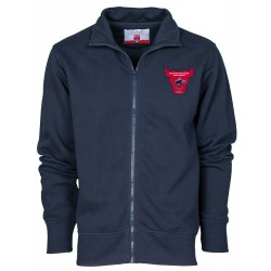 Houston - Sweat-Shirt marine homme
