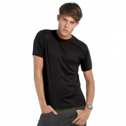 MEN FIT  T-SHIRT HOMME CÔTE 1X1