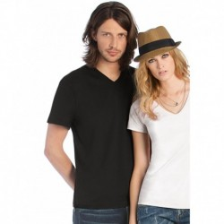 MICK CLASSIC T-SHIRT COL V HOMME