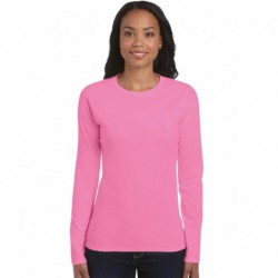 LADIES' FITTED LSL T-SHIRT T-SHIRT FEMME MANCHES LONGUES