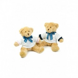 TEDDY LAYERED T-SHIRT - T-SHIRT MANCHES SUPERPOSÉES POUR PELUCHES MUMBLES