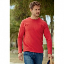 VALUEWEIGHT LONG SLEEVES (61-038-0) T-SHIRT MANCHES LONGUES