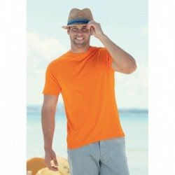 VALUEWEIGHT (61-036-0) T-SHIRT MANCHES COURTES