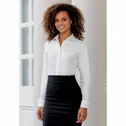 ULTIMATE STRETCH  CHEMISE FEMME MANCHES LONGUES