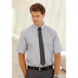 OXFORD SHIRT SHORT SLEEVES (65-112-0) CHEMISE OXFORD MANCHES COURTES