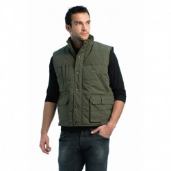 EXPLORER  BODYWARMER MULTIPOCHES