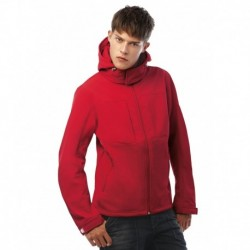 HOODED SOFTSHELL MEN  VESTE CAPUCHE SOFTSHELL HOMME