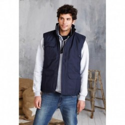 WORKER   BODYWARMER