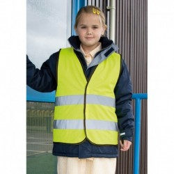 CORE KIDS SAFETY VEST GILET DE SÉCURITÉ ENFANT