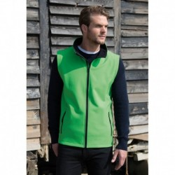 "Core Printable Softshell Bodywarmer Homme Body Softshell ""Printable"" Homme"