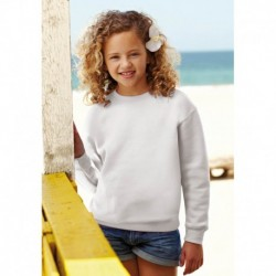 KIDS SET IN SWEAT (62-041-0) SWEAT ENFANT MANCHES DROITES
