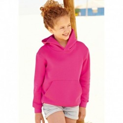 KIDS HOODED SWEAT (62-043-0) SWEAT-SHIRT CAPUCHE ENFANT