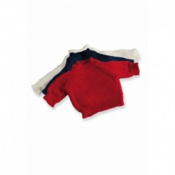 TEDDY JUMPER PULL POUR PELUCHE MUMBLES